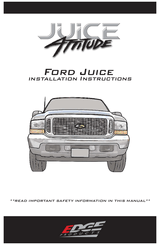 Edge Juice/Attitude Manuals