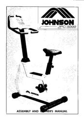 Johnson JPC-5000 Generator Series Manuals
