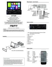 Axxera AV714BH Manuals
