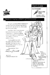 Bissell QuickSteamer 1950 series Manuals