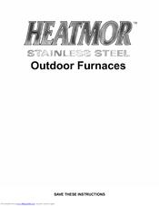 Heatmor 200 CSS Manuals
