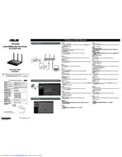 Asus RT-N18U Manuals