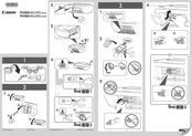 Canon Pixma MG2500 Series Manuals