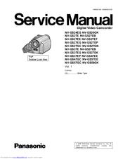 Panasonic nv gx7 manual pdf