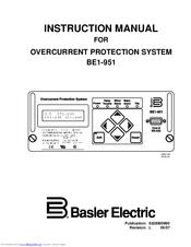 Basler BE1-951 Manuals