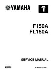 Yamaha F150A Manuals