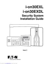 Eaton i-on30EXDL Manuals