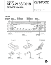 kenwood kdc wiring diagram manual trailer wire for 7 way 216s service pdf download
