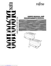 Fujitsu DL1100 Manuals