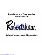 Robertshaw 300-224 Manuals