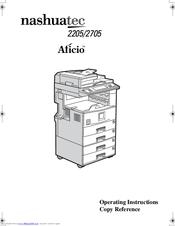 AFICIO 2205 DRIVER