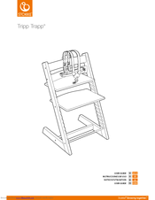 stokke chair harness office replacement wheels instructions free wiring diagram for you tripp trapp manuals rh manualslib com baby 5 point