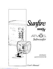Sunfire Atmos XTATM265 Manuals