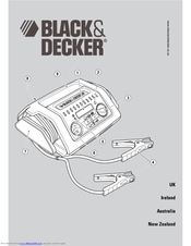 Black & Decker BDSBC30A Manuals
