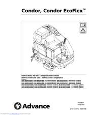 Advance Condor X4530C Manuals