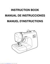 Janome 7330 MAGNOLIA Manuals