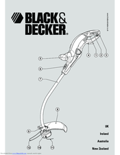 Black & Decker GL741 Manuals