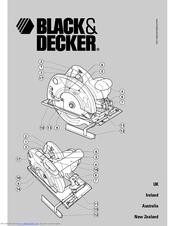 Black & Decker KS64 Manuals