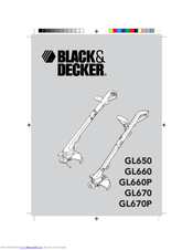 Black And Decker Manuals