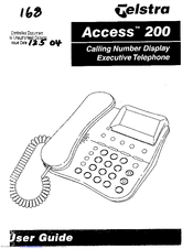 Telstra Access 200 Manuals