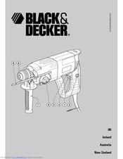 Black & Decker KD 960 Manuals