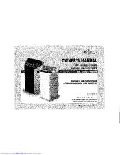 Royal Sovereign ARP-1400WW Manuals