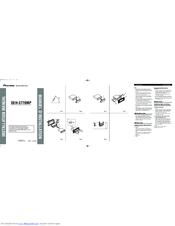 Pioneer DEH-3770MP Manuals