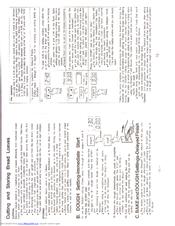 Toastmaster Bread Box 1154 Manuals