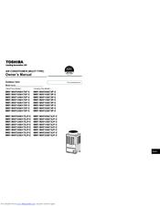 Toshiba MMY-MAP1606HT8P-E Manuals