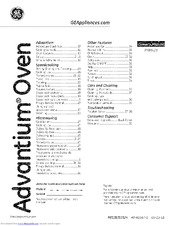 Ge PSB9120SF1SS Manuals