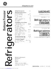 Ge GDE20GSHBRSS Manuals