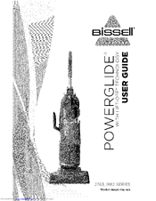 Bissell 2763 Series Manuals