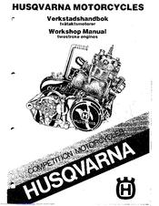 Husqvarna 250 WR Manuals