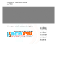 Vaillant Ecotec Plus 438 Wiring Diagram Case Tractor Manual 637 Manuals We Have 6 Available For Free Pdf Download Instructions Installation And Servicing Maintenance