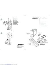 Bose L1 Model I Manuals