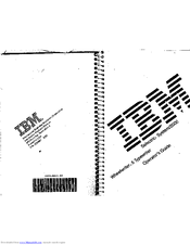 Ibm Wheelwriter 5 Manuals