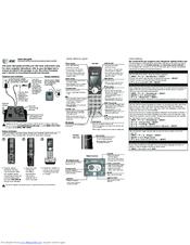 At&t CL82353 Manuals