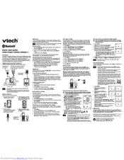Vtech DS6621-2 Manuals