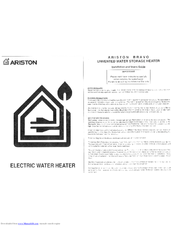 Ariston 500 ST6 DIRECT Manuals
