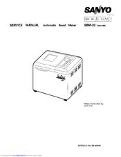 Sanyo SBM-20 Manuals