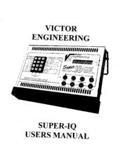 power iq user guide victor engineering super iq manuals