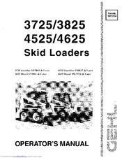 Gehl 3825 Manuals