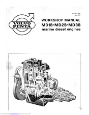 Volvo Penta MD2B Manuals