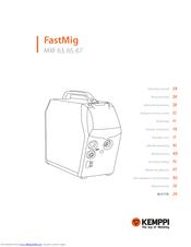 Kemppi MXF 67 Manuals