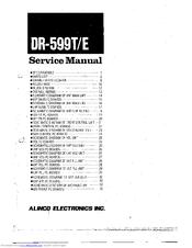 Alinco DR-599T Manuals