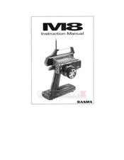 Sanwa M8 Manuals