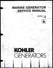 Kohler 7.5R Manuals