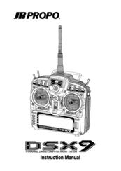 JR DSX9 MANUAL PDF