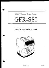 Glory GFR-S80 Manuals