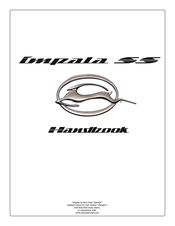 Chevrolet Impala SS Manuals